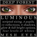 Mayfly   luminous   mesh eyes %28deep forest%29