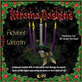Advent Wreath - Christmas - Christian