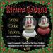 Santa Globe TipJars - Santa Clause - Christmas - Snow Globe