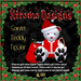 Santa Teddy Tipjar - Christmas