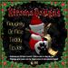 Naughty or Nice Teddy Tipjar - Santa Clause - Christmas