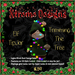 Christmas Elf TipJar - Trimming The Tree - Christmas Tree -