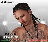 Aibeat *Def-V* black