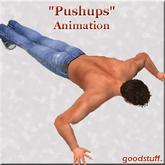 Pushups (Push-ups) Animation by goodstuff.
