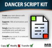 Dancer Script Kit - supports multiple dance animations