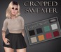 Croppedsweater