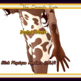 The Seventh Exile - Dipped! Gloves: Slink Physique Appliers: Chocolate