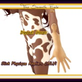 The Seventh Exile - Dipped! Gloves: Slink Physique Appliers: Peanut Butter
