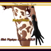 The Seventh Exile - Dipped! Gloves: Slink Physique Appliers: Licorice
