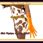 The Seventh Exile - Dipped! Gloves: Slink Physique Appliers: Caramel
