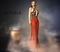 Asteria Creations - Silvana Mesh Gown -  ALL DEMO