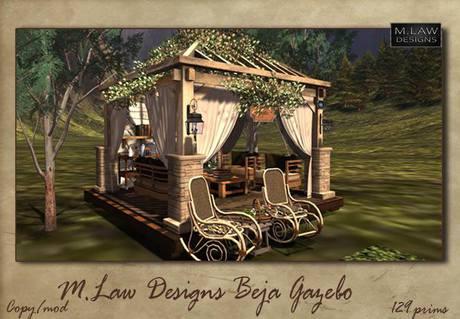 .:M.LAW:. Beja Gazebo Box