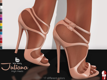 Bens Boutique - Juliana High Heels All colors (Slink High Feet)