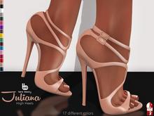 *PROMO*Bens Boutique - Juliana High Heels All colors (Slink High Feet)