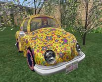 Hippie Wagon (Sale!)