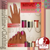 MHC_Basic~Slink Nails