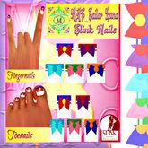 MHC_Sailor Luna Slink Nails