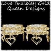 Love Bracelets Gold