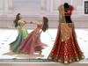 Zaara : [Mesh] Chandni lehenga *scarlet* (+maitreya)