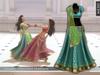 Zaara : [Mesh] Chandni lehenga *turquoise* (+maitreya)