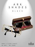 *  S O R G O - ARK Shades Black