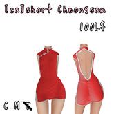 [ca]short Cheongsam