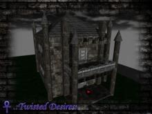 .:TD:. Gothic Mini Castle