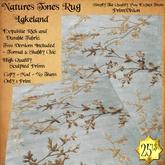 *PV* Natures Tones Rug - Lakeland