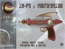 .:ZiSP:. ZA-P9 Neutronizer (Singular Version)