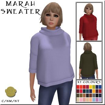 BM Marah Sweater