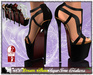 **SD** - Dreams - High Heels Shoe Slink Rigged - Fatpack