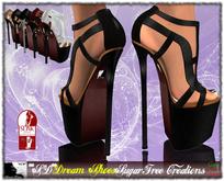 **SD** - Dreams - High Heels Shoe Slink Rigged - Fatpack