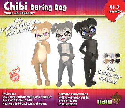 *NAM* Chibi Daring Dog V2