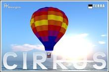 Terra-Kojima Cirrus hot air balloon ✈ by Cubey Terra ✈