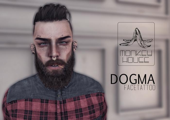 ~monkey house~ Dogma Tattoo