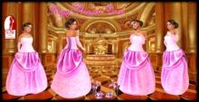 Royal Princess Dress (V*Spot Bag)