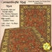 *PV* Constantinople Rug - Rust