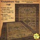 *PV* Enchantment Rug - Sage
