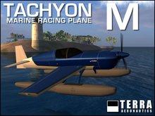 Terra Tachyon M marine racer/stunt plane  ✈ CLASSICS SERIES by Cubey Terra ✈