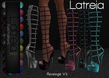 Latreia- Revenge Boot Stilettos V1 22 Texture HUD