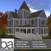 [ba] bates house - packaged