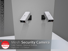 [DD] - FULL PERM Security Camera
