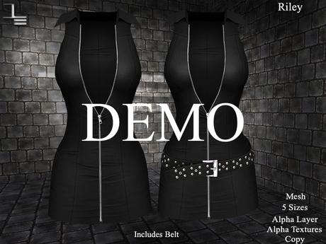 DE Designs - Riley - DEMO