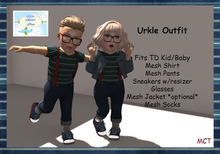[S][B] Urkle Outfit