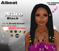 Aibeat *Niko* black