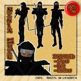 Ninja Suit >>Tokuno Wind<<
