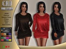 [C.H.D] Chennai Sweater Dress