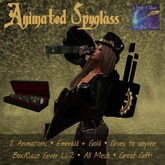 Spy Glass giver animated (boxed)