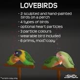 Lovebirds .:SHD:.