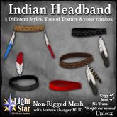 *LightStar- Indian Headband